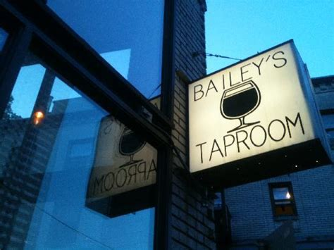 Bailey's Taproom  Drink Philly  The Best Happy Hours