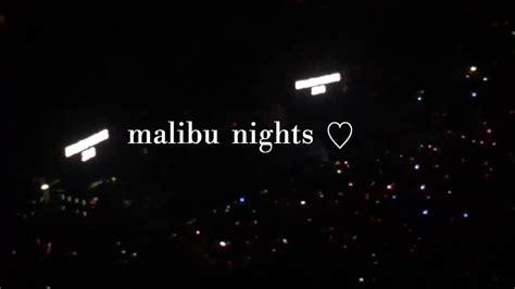 Malibu Nights (sneak Peak) ♡ || Lany Live In Manila