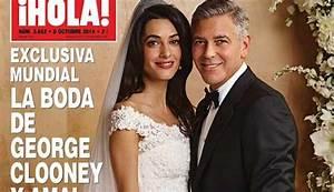 Los secretos de la boda de Clooney y la desolación de ...