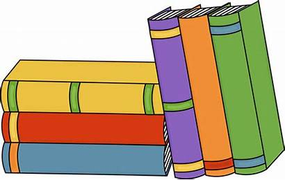 Books Stack Clipart Clip Stacked Bunch Graphics