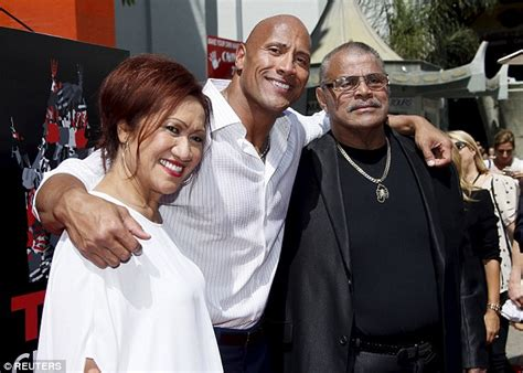 dwayne the rock johnson ethnic background dwayne johnson with hashian at and