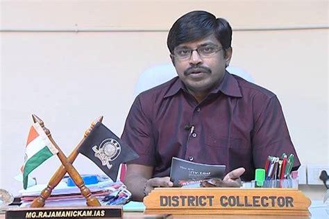 ernakulam district collector sends hand written letter