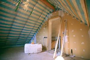 Außenwand Von Innen Dämmen : flachs oder glaswolle das dach richtig d mmen n ~ Lizthompson.info Haus und Dekorationen