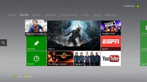new xbox interface brings windows 8 metro style to the console ars technica
