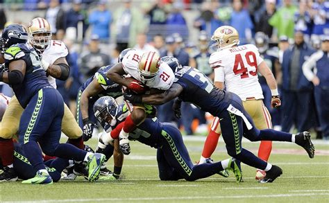 san francisco ers  seattle seahawks game time tv