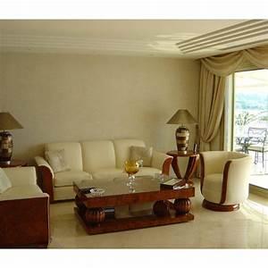 mobilier art deco meubles sur mesure hifigeny With modele de deco salon