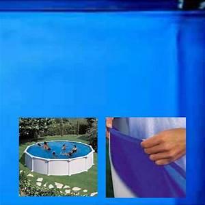 Liner Piscine Hors Sol Ronde : liner piscine gre ronde diam 240 cm haut 120 cm ~ Dailycaller-alerts.com Idées de Décoration