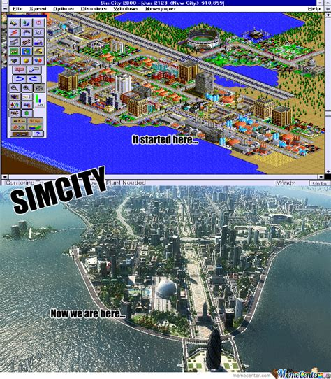 Simcity Meme - simcity trip by tara794 meme center