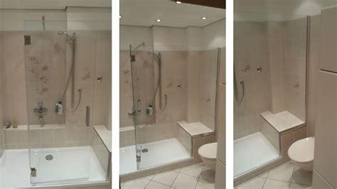 Kleines Badezimmer Mit Walk In Dusche by Walk In Dusche Kleines Bad