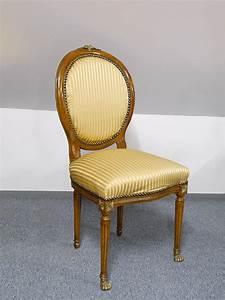 Stuhl Sitzhöhe 50 Cm : stuhl lehnstuhl polsterstuhl im antiken stil mit messingapplikationen 6521 ebay ~ Markanthonyermac.com Haus und Dekorationen