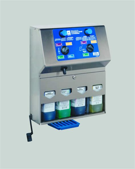 Cabinet Deodorizer by Concentrates Dilution Control Dispensers Fulton