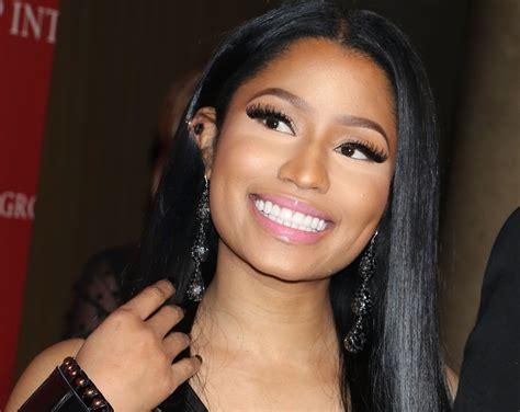 Err So Nicki Minaj Just Showed Off A Huge Baby Bump On