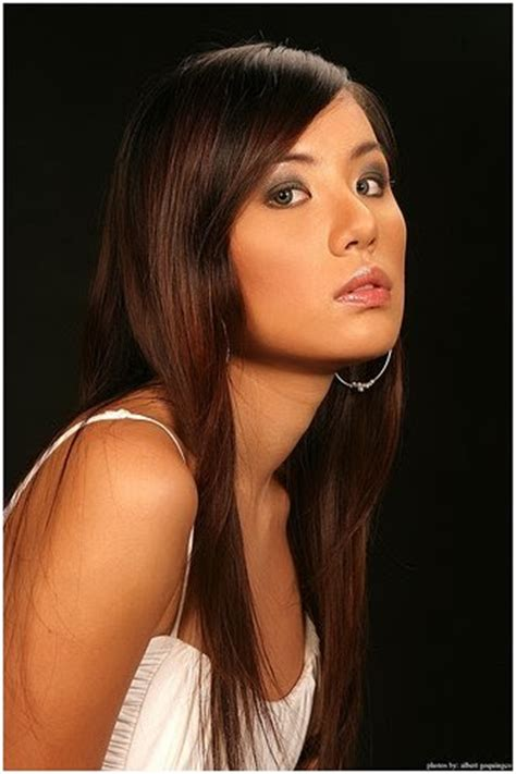 Pinay Celebrity Gallery Filipina Model Chery Kubota