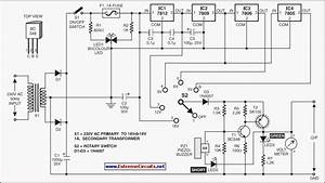How To Build Stablised Power Supply With Short-circuit Indication