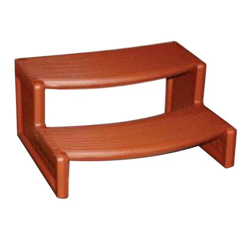 tub step confer plastics 29 in w x 14 in h tub steps in