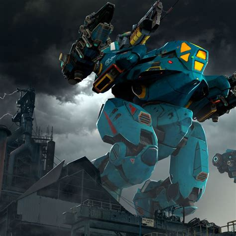 Hover  War Robots