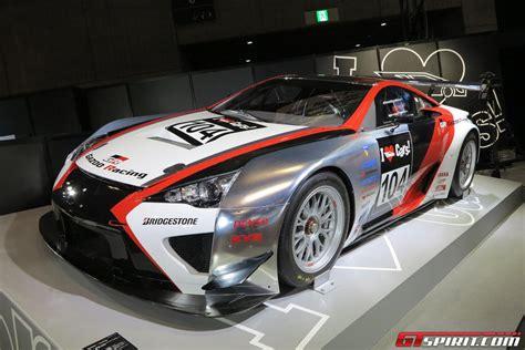 lexus racing team tokyo 2013 gazoo racing toyota gt86 and lexus lfa