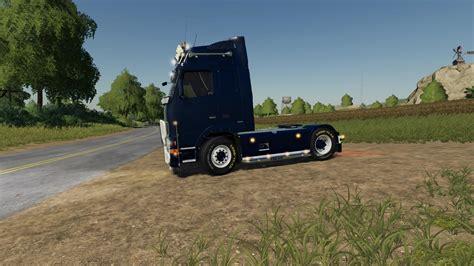 volvo fh tuned  ls farming simulator  mod
