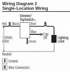 Lutron Remote Dimmer Wiring Diagram : lutron sps 1000m al spacer system 1000w incandescent ~ A.2002-acura-tl-radio.info Haus und Dekorationen