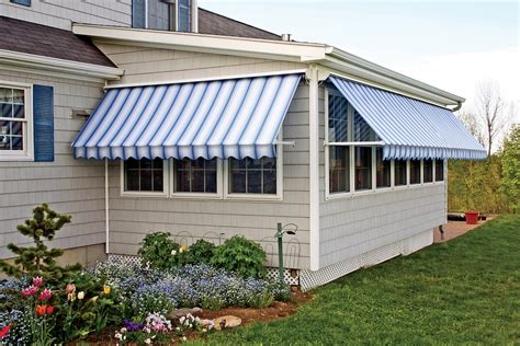 Retractable Window Awnings Robusta-retractable Awning
