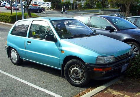 1992 Daihatsu Charade by 1992 Daihatsu Charade Car Name