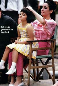 Elizabeth Taylor and daughter Liza Todd | Rarely seen ...