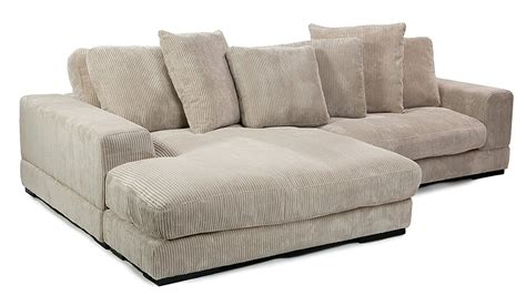Home Sectional Sofa by Moes Home Collection Plunge Reversible Sectional Sofa