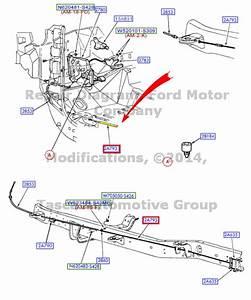 New Oem Parking Brake Intermediate Cable 99