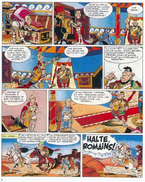 asterix  asterix en hispanie arrete ton char