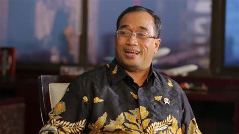 satu indonesia mengenal budi karya sumadi menteri
