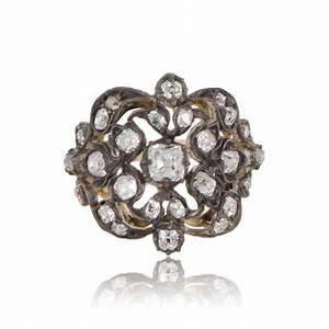 victorian era engagement ring circa 1880 estate diamond With victorian era wedding rings