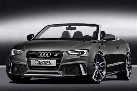 audi a5 cabrio preis audi cars news a5 cabriolet customised by caractere