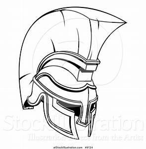 spartan mask template - spartan helmet coloring pages