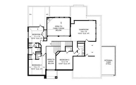 story house plans  beach city tx  horton  oaks  houston point  bedroom home