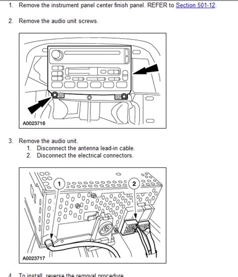 2001 ford explorer sport trac radio wiring diagram 50