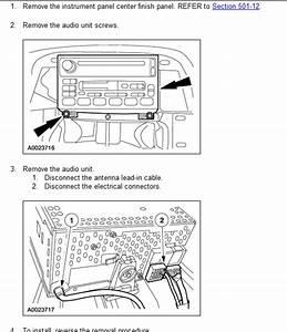 2002 Ford Explorer Xlt Radio Wiring Diagram