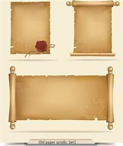 Parchment Scroll Design | www.pixshark.com - Images ...