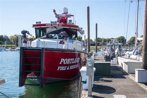 Fire Boats In Portland Oregon by Portland Or Fireboat 17 New