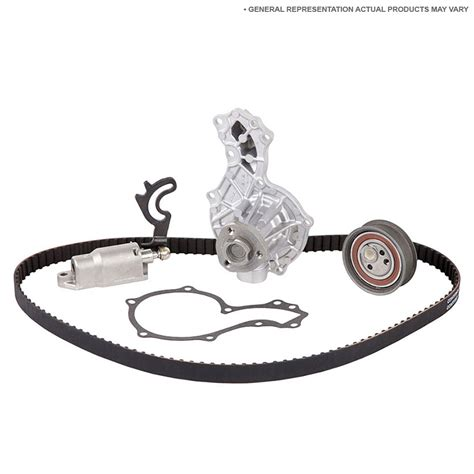 Toyota Corolla Timing Belt Kit Pulley