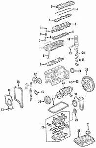 Chevrolet Malibu Engine Valve Cover