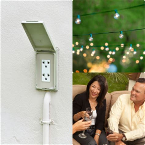 Do Ceiling Fans Use Much Electricity by 3 Reasons To Install An Outdoor Outlet Fusion Electric