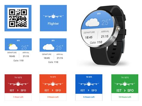 android wear flighter android wear app sketch freebie free