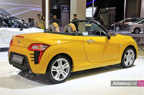 Daihatsu Copen Photo by Daihatsu Copen 2014 Review Amazing Pictures And Images