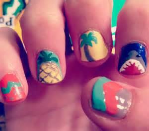 Summer nails tumblr lifestyles ideas
