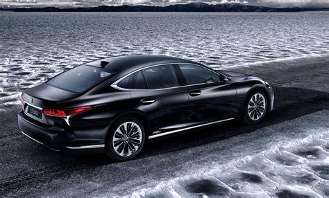 Hybrid Sedans 2018 2018 lexus ls 500h hybrid luxury sedan to debut at geneva show