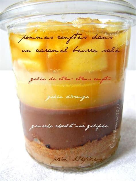 dessert de noel en verrine boco dessert de no 235 l dans un bocal recette prunille