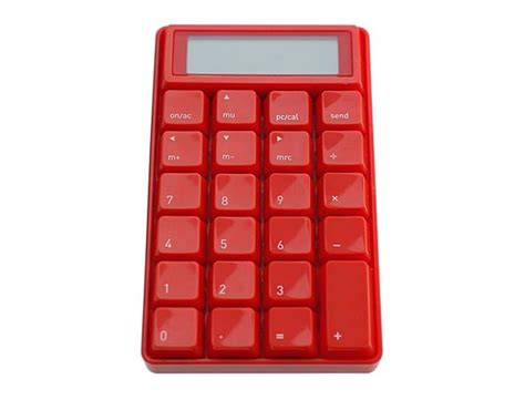funny keyboard shaped usb calculator gadgetsin