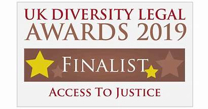 Diversity Awards Legal Finalist Solicitors Finals Reached