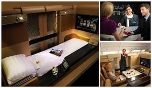 Etihad Airways Add First Class To Singapore-Abu Dhabi Flights