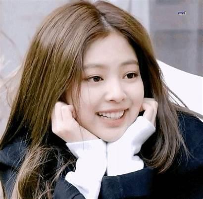 Blackpink Kpop Jennie Kim Animated Area Smile